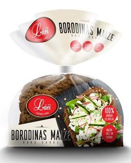 Borodinas maize,