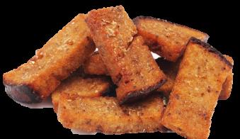 Īstās saldskābmaizes ķiploku grauzdiņi