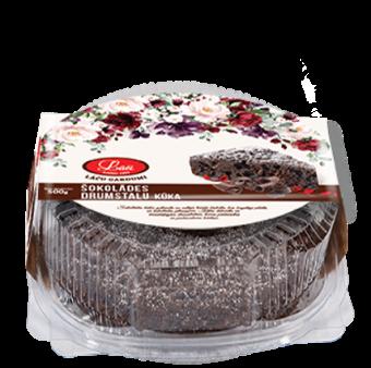 Šokolādes drumstalu kūka