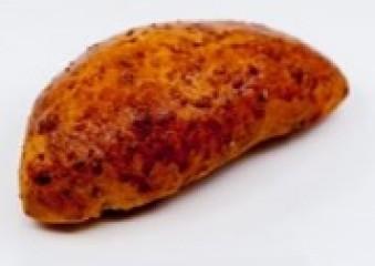 Kliju pīrādziņš ar žāvētu gaļu