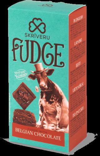 Īriss Fudge ar šokolādi