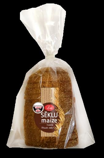 Tumšā sēklu maize ''Vesels ēdis''