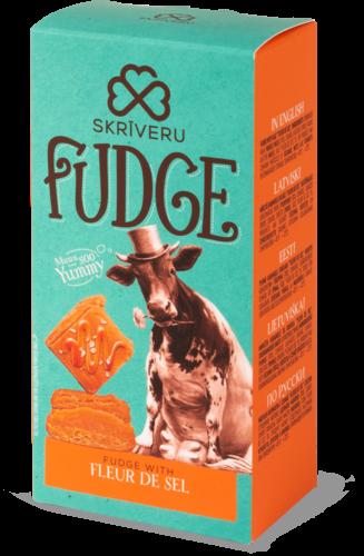 Īriss Fudge ar sāli