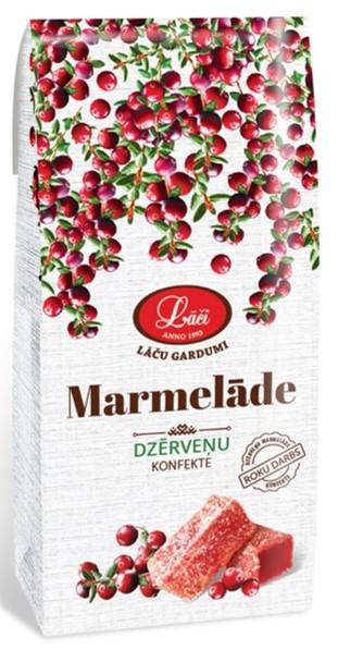 Dzērveņu marmelāde